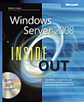 Windows Server(r) 2008 Inside Out Cover