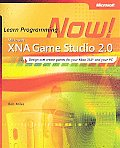Learn Programming Now With Microsoft XNA Game Studio &