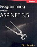 Programming Microsoft(r) ASP.Net 3.5