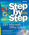 2007 Microsoft(r) Office System Step by Step, Second Edition Cover