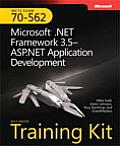 McTs Self-Paced Training Kit (Exam 70-562): Microsoft(r) .Net Framework 3.5 ASP.Net Application Development (Pro - Certification)