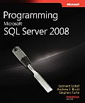 Programming Microsoft SQL Server 2008 Cover