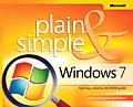 Windows 7: Plain and Simple (09 Edition)