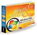 Windows Vista Plain & Simple Kit Help Family & Friends Get Started with Their First Computer