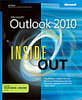 Microsoft Outlook 2010 Inside Out (10 Edition)