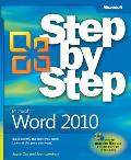 Step By Step: Microsoft Word 2010 (10 Edition)