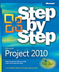 Microsoft Project 2010 Step-by Step (10 Edition)