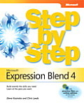 Microsoft Expression Blend 4 Step by Step. (online access included)