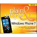 Windows Phone 7 Plain & Simple (Plain & Simple)