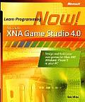 Microsoft XNA Game Studio 4.0; learn programming now!