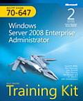 MCITP Self-Paced Training Kit (Exam 70-647): Windows Server 2008 Enterprise Administrator [With CDROM]