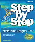 Microsoft® SharePoint® Designer 2010 Step by Step
