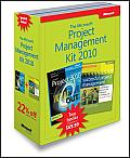 Microsoft Project Management 2010 Kit: Microsoft Project 2010 Inside Out & Successful Project Management: Applying Best Practices and Real-World Techn