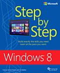 Microsoft Windows 8 Step by Step (Step by Step)