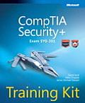 CompTIA Security+ Training Kit Exam SY0 301