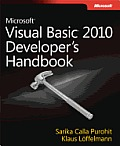 Microsoft® Visual Basic® 2010 Developer's Handbook Cover