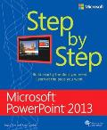 Microsoft Powerpoint 2013 Step By Step (13 Edition)