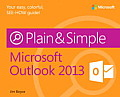 Microsoft(r) Outlook(r) 2013 Plain & Simple