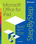 Microsoft Office for iPad Step by Step (Step by Step)