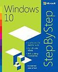 Windows 10 Step by Step (Step by Step)