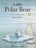 Little Polar Bear Board Book