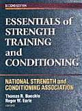 Essentials Of Strength Training & Condition 2nd Edition National Strength Training & Conditioning Association