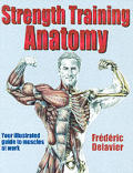 Strength Training Anatomy Cover