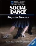 Social Dance : Steps To Success / With CD (2ND 03 - Old Edition) Cover