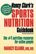 Nancy Clarks Sports Nutrition Guidebook 3rd Edition