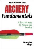 Archery Fundamentals (Sports Fundamentals Series) Cover