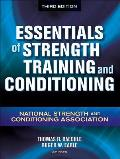 Essentials of Strength Training and Conditioning (3RD 08 Edition)