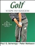 Golf: Steps to Success (Steps to Success) Cover
