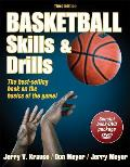 Basketball Skills and Drills - With DVD (3RD 08 Edition)