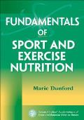 Fundamentals of Sport and Exercise Nutrition (10 Edition)