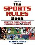 Sports Rules Book (3RD 09 Edition)