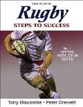 Rugby: Steps to Success - 2nd Edition: Steps to Success (Steps to Success: Sports) Cover