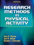 Research Methods in Physical Activity (6TH 11 Edition)