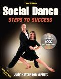 Social Dance-3rd Edition: Steps to Success (Steps to Success) Cover