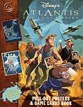 Atlantis Pull Out Posters & Game Cards