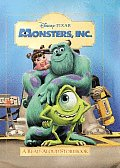 Monsters Inc Read Aloud Storybook
