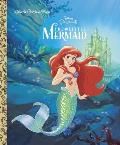 The Little Mermaid (Little Golden Books)