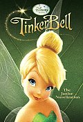 Tinker Bell: The Junior Novelization (Disney Fairies) Cover