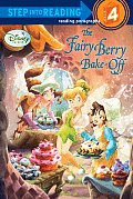 Fairy Berry Bake Off Step Into Reading 4