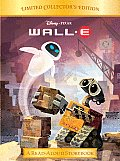 A Read-Aloud Storybook with Poster (Wall-E)