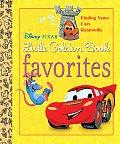 Disney Pixar Little Golden Book Favorites