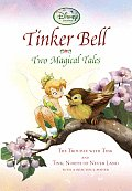 Tinker Bell: Two Magical Tales (Stepping Stone Books)