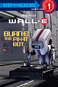 Burn E The Fix It Bot Step Into Reading