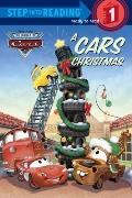 A Cars Christmas (Step Into Reading - Level 1 - Quality) Cover