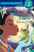 Kiss the Frog (Step Into Reading - Level 2 - Quality)