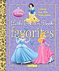 Little Golden Book Favorites, Volume 2 (Disney Princess)